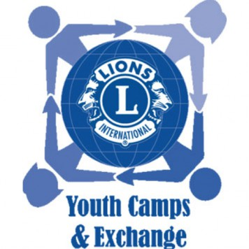 Logo Lions Youth Exchange